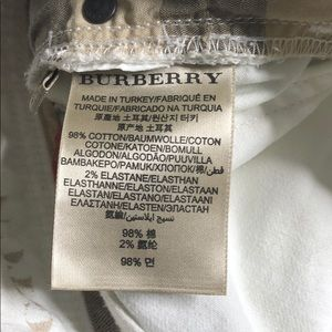 Burberry Jeans - Burberry White Kensington Denim